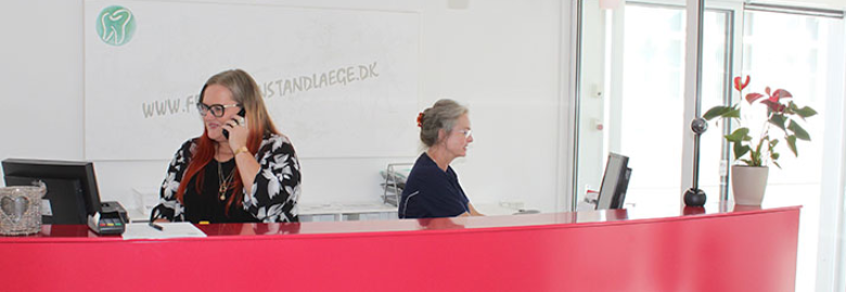 Tandlæge Pernille Haunsø ApS
